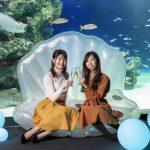 サンシャイン女子道×OZmall 海のクリスマスパーティ in サンシャイン水族館
