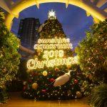 サンシャインシティのクリスマス