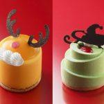 <西武池袋本店>おひとりさまサイズのクリスマスケーキ